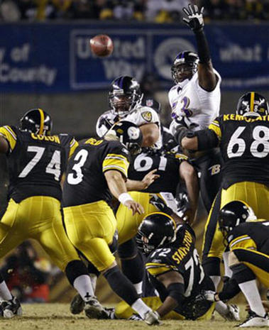 2008 NFL Championship Playoffs