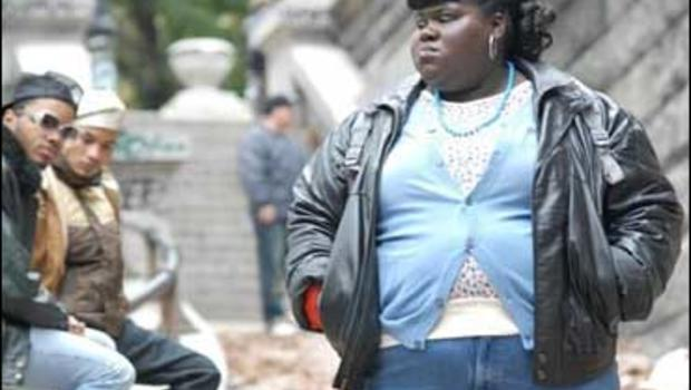 """Gabourey """"Gabby"""" Sidibe stars as a Harlem teenager who tries to break out of her horrific circumstances in """"Precious: Based on the Novel 'Push' by Sapphire."""""""