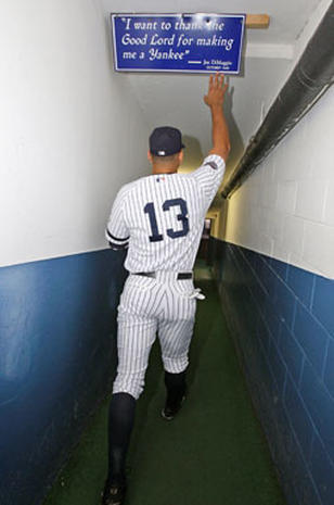 A-Rod's Career