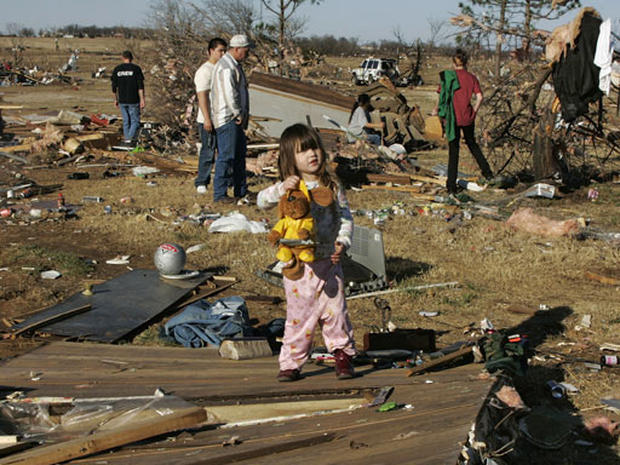 Twister Hits Oklahoma