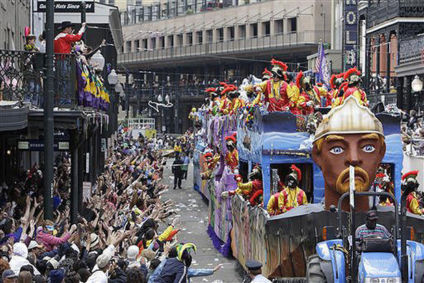 Mardi Gras '09