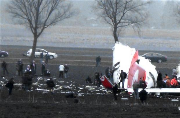 Turkish Airlines Crash