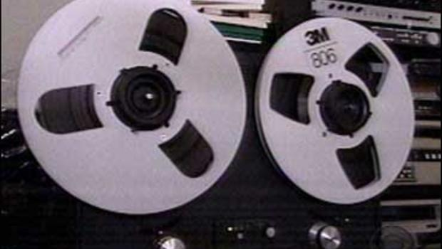 Audio recordings of 1960s rock stars were transferred to new tape to preserve them, but the newer tapes are disintegrating.
