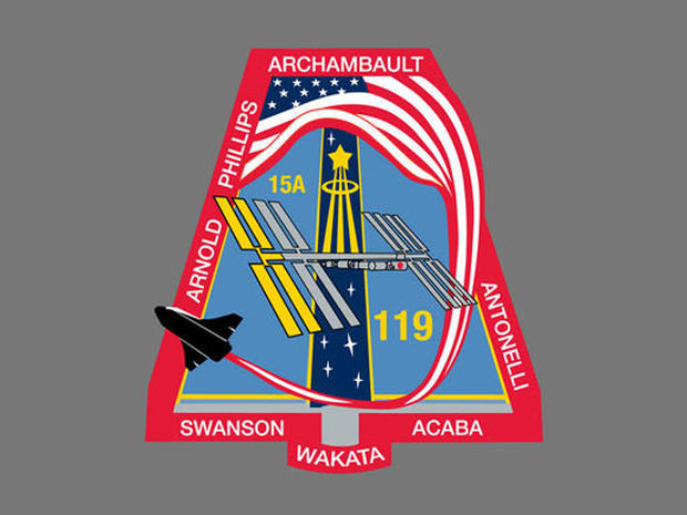 Discovery Mission STS-119