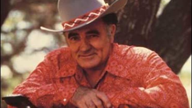 Western novelist Louis L'Amour (1908-1988)