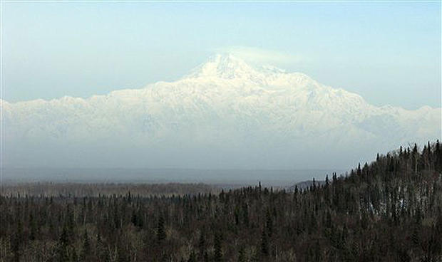 Mount Redoubt Erupts