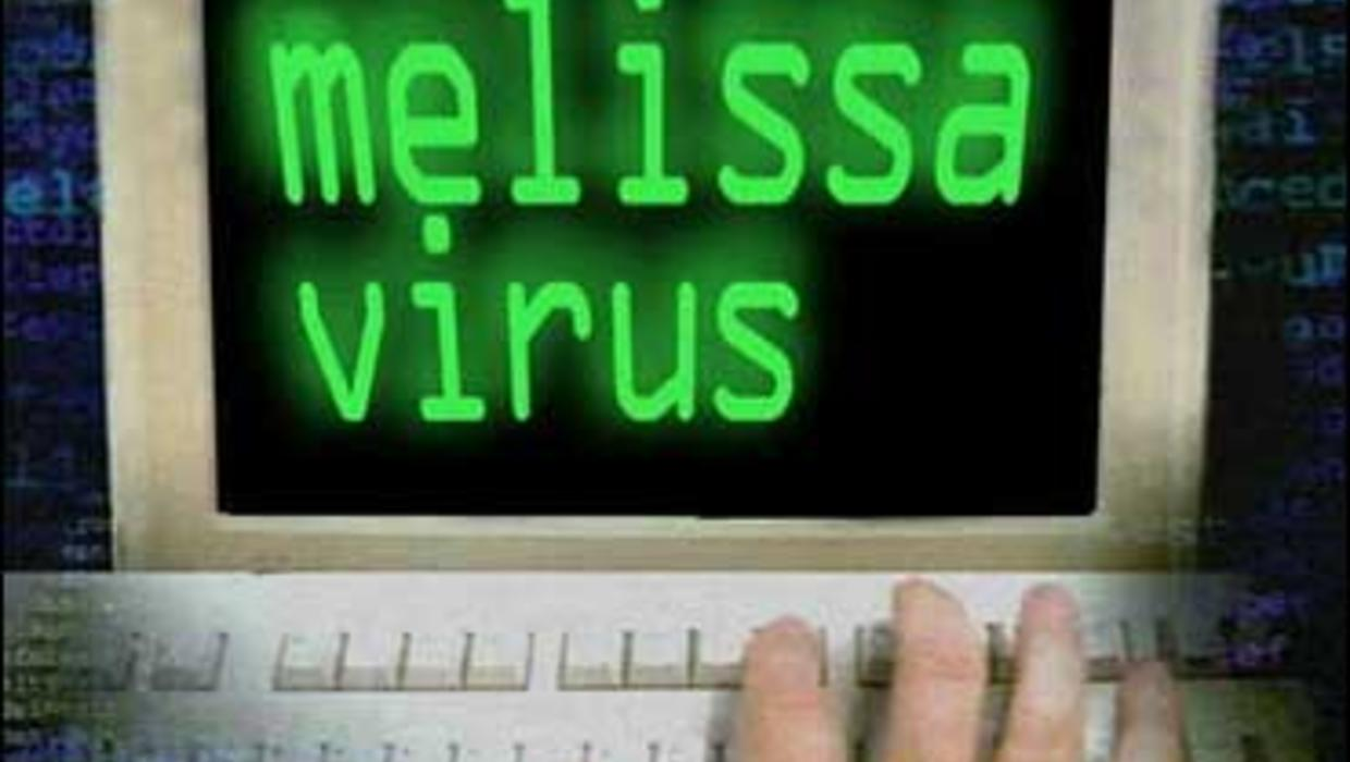 the damage caused by the melissa virus