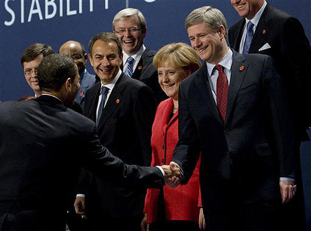 Obama Attends G20 Summit