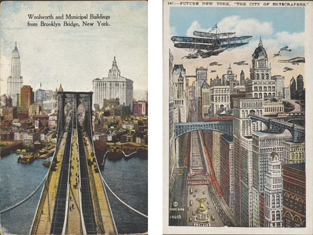 Walker Evans' Postcards