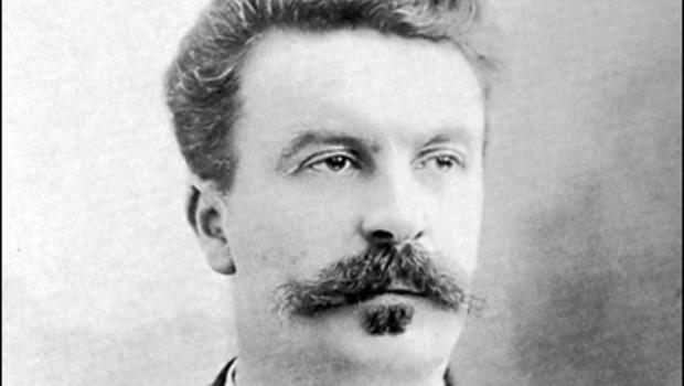 Guy de Maupassant,  french writer