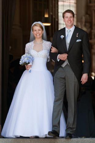 American Woman Marries Royalty