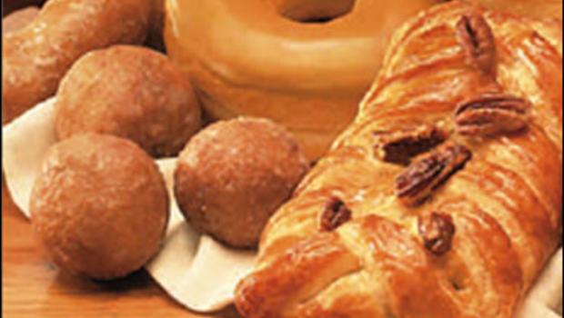 Hmmmm ... donuts .....