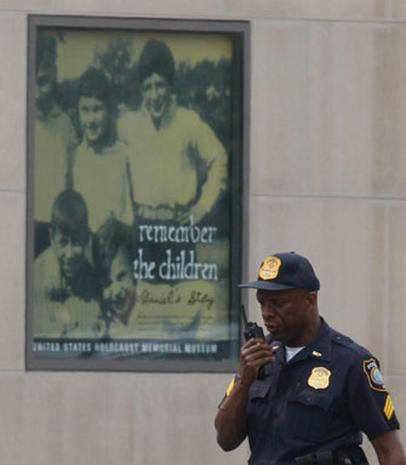 D.C. Museum Shooting