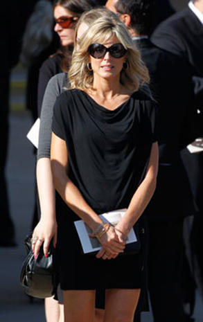 Farrah Fawcett Laid to Rest