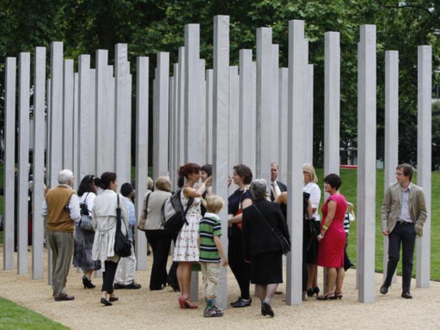 The 7/7 Memorial
