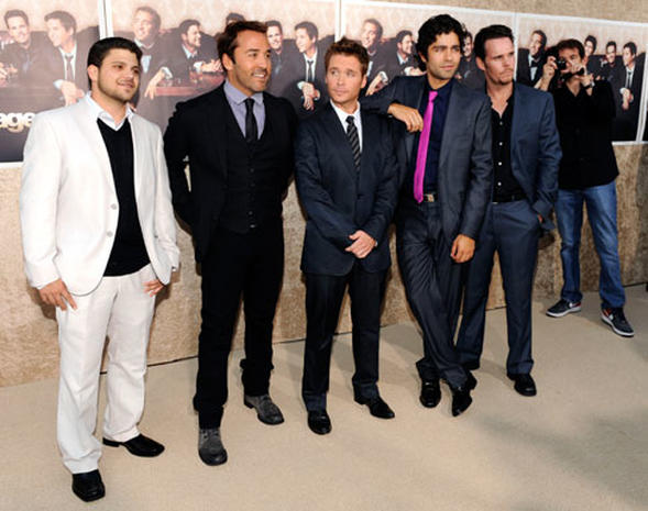 "Bring on the ""Entourage"""