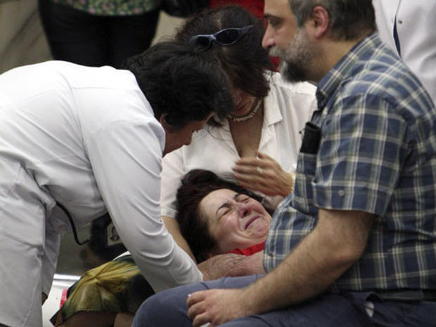 Iranian Passenger Plane Crash