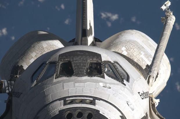 Space Shuttle Endeavour