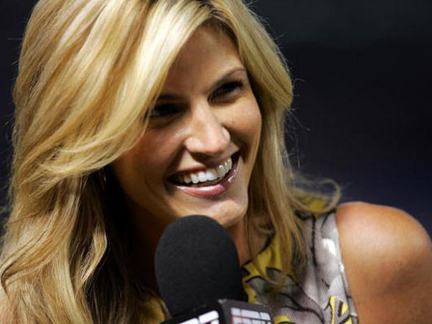 Erin Andrews Naked Video Scandal - Photo 1 - Pictures - Cbs News-5535