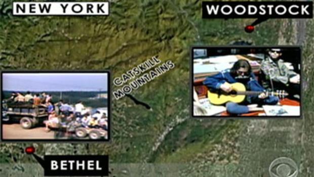 Woodstock and Bethel