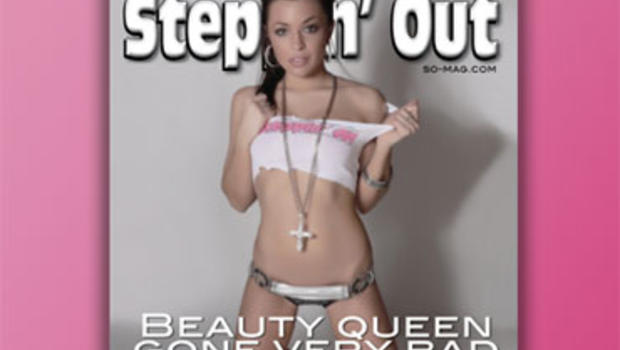 Steppin' Out Magazine Cover