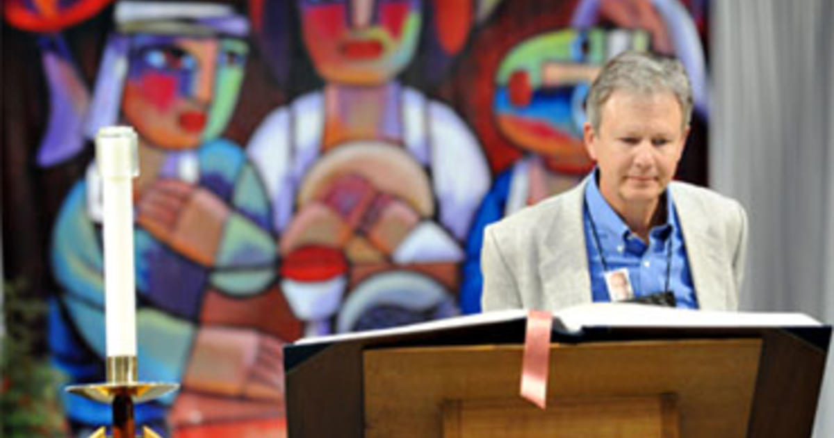 from Reyansh lutheran church approves gay pastors