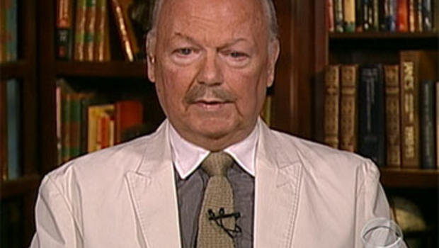 Author and intelligence expert James Bamford.