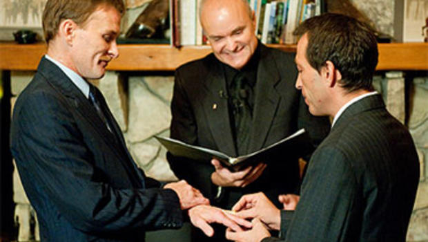 gay marriages Vermont