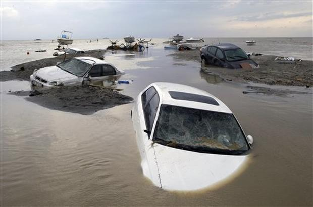 Flash Floods in Turkey
