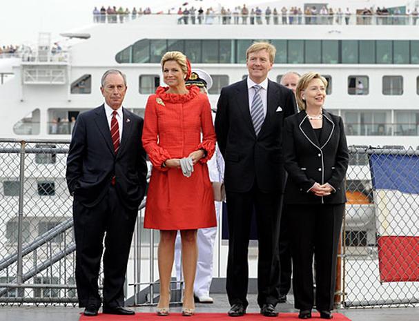 Dutch Prince in NY