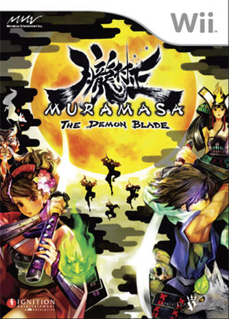Muramasa The Demon Blade