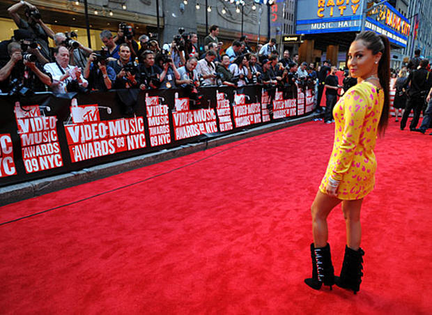 MTV Awards Red Carpet
