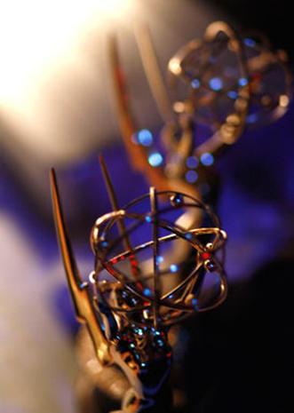 At the Creative Arts Emmys