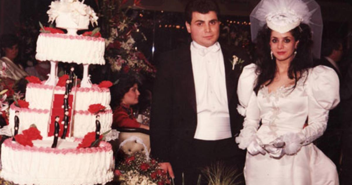 Godfather Wedding Cake