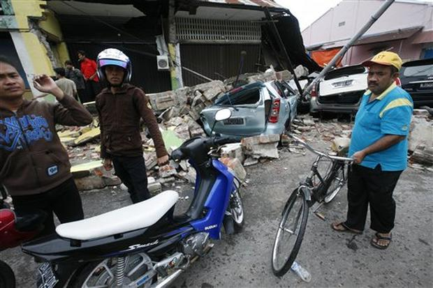 Indonesia Earthquakes