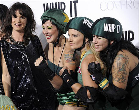 """Whip It""  Rolls Into Theaters"
