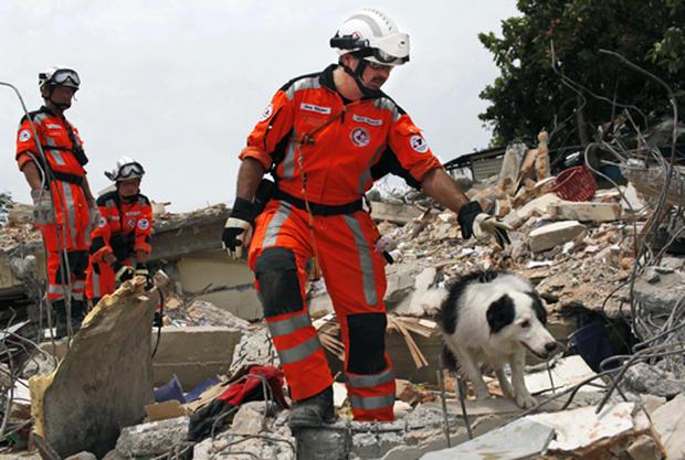 Indonesia Quake Search