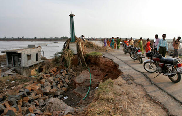 India Floods Aftermath