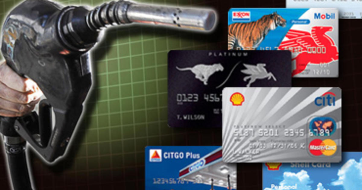 Pay Shell Gas Credit Card Online >> Citibank's Gas Credit Cards Run Dry - CBS News