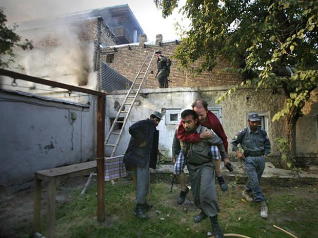 Afghan U.N. Attack