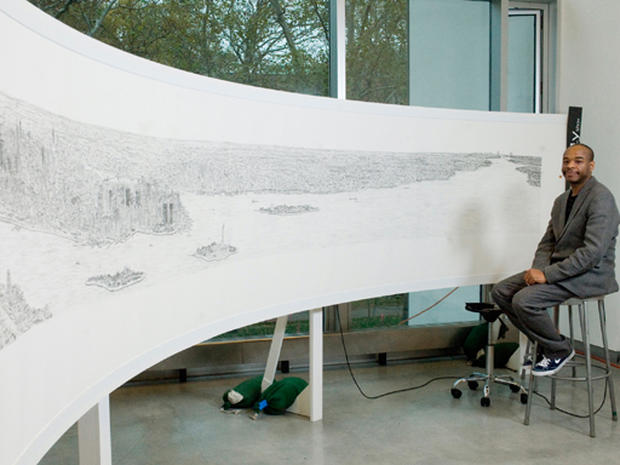 Portrait of a Panorama Artist