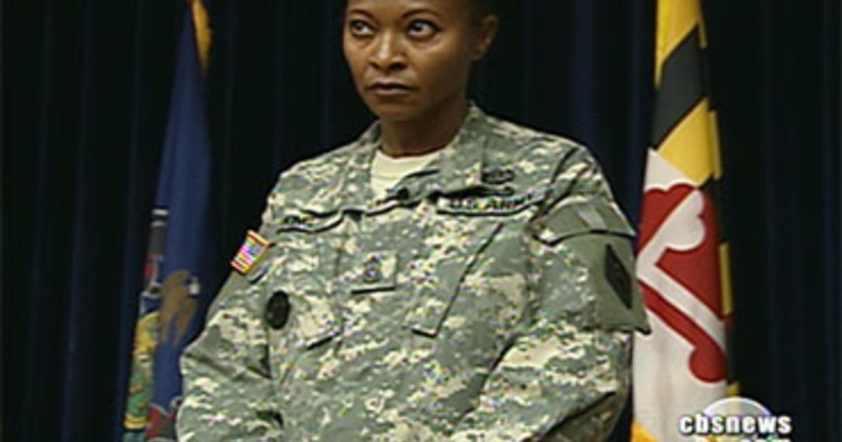 nation u0026 39 s top drill sergeant is a woman