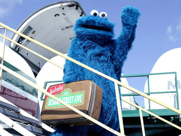 "Sunny Days on ""Sesame Street"""