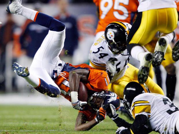 Week in Sports: Nov. 6--Nov. 12