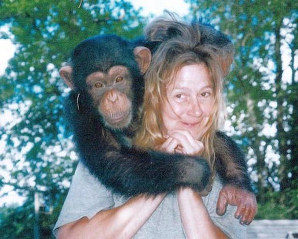 Chimp Victim Charla Nash