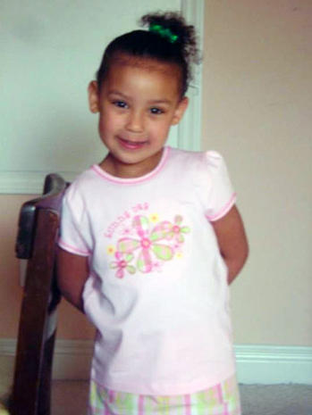 "Shaniya Davis: ""Angel"" Found Dead"