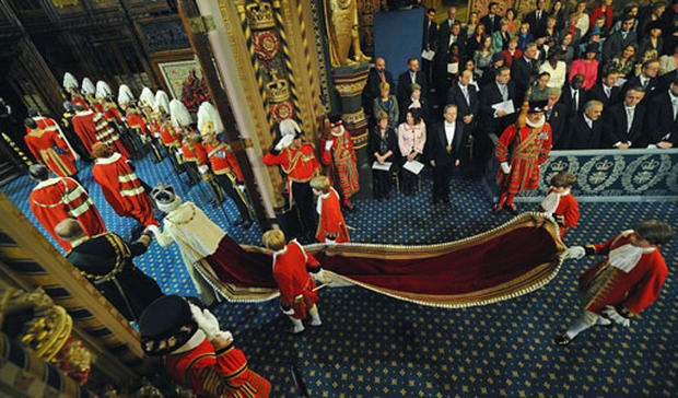 Parliament Pomp and Pageantry