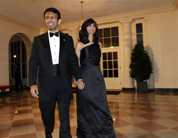 Obamas' First State Dinner
