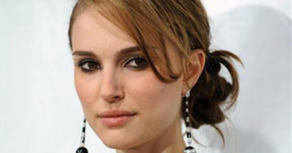 Natalie Portman No More Nude Scenes - Cbs News-5835