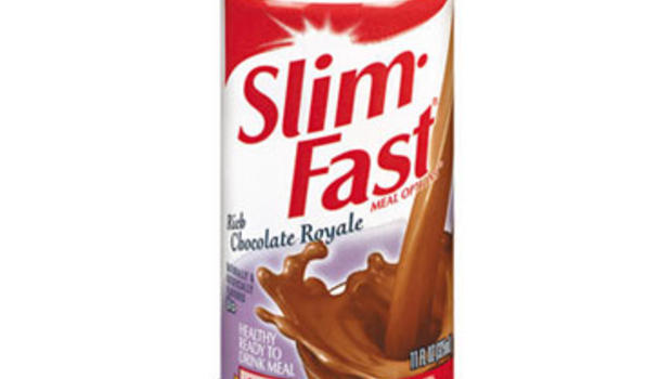 Recall of All Slim-Fast Canned Drinks